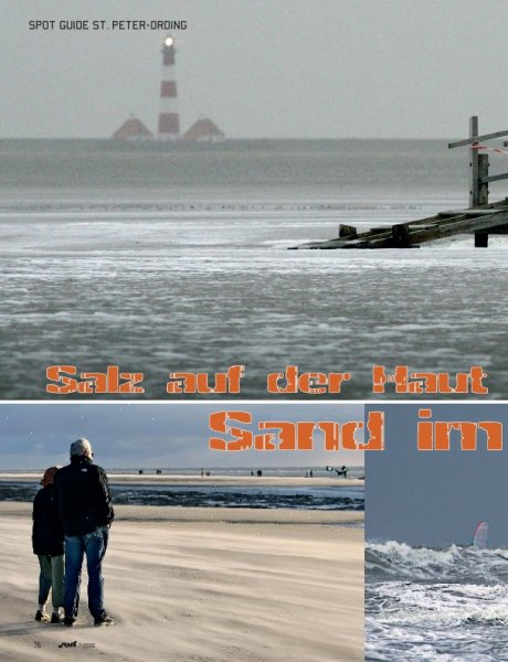 Spot Guide St. Peter-Ording