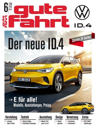 GUTE FAHRT inkl. ID.4 Special (50 Exemplare)