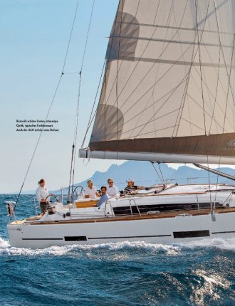 Dufour 460 Grand'Large