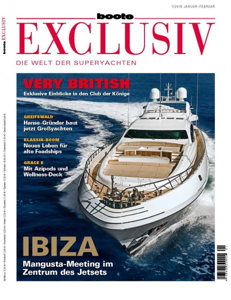 BOOTE EXCLUSIV 1/2015