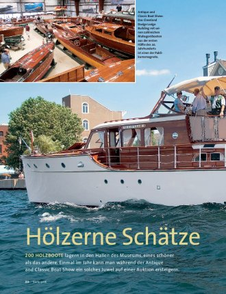 200 Holzboote