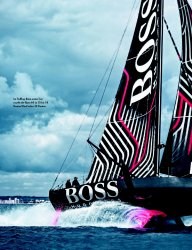 Hugo Boss: Open 60, Foiler v. Alex Thomson