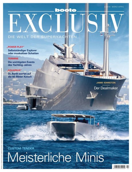 BOOTE EXCLUSIV 02/2019