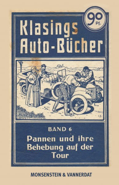 Klasings Auto-Bücher Band 6