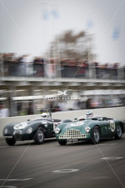 Jaguar C-Type, 1952, Aston Martin DB3, 1952