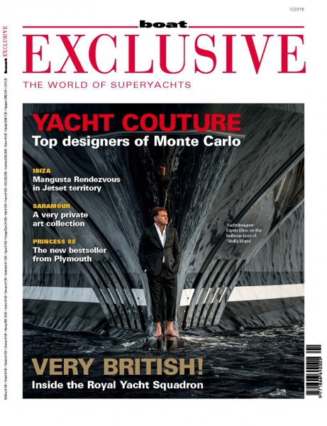 BOAT EXCLUSIVE 1/2015