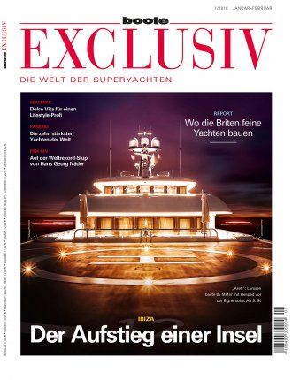 BOOTE EXCLUSIV 01/2018