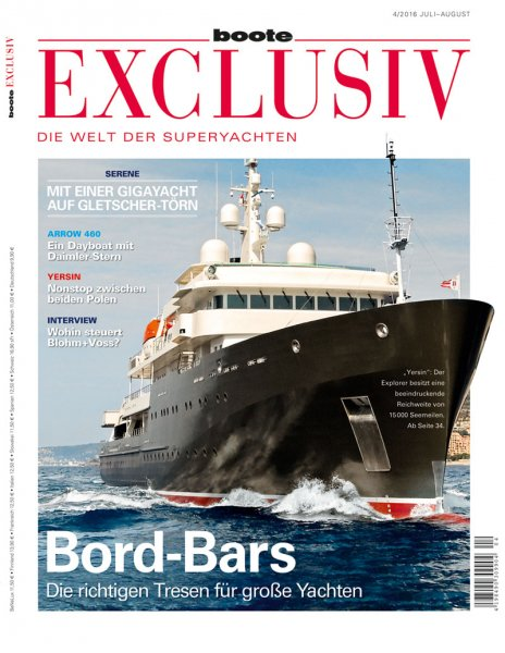 BOOTE EXCLUSIV 4/2016